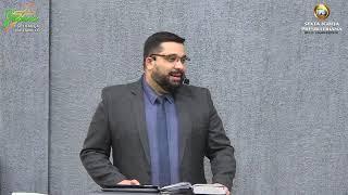 Lucas 11.1-13 - As tensões nas orações - Pr. Antônio Dias - 13-06-2021