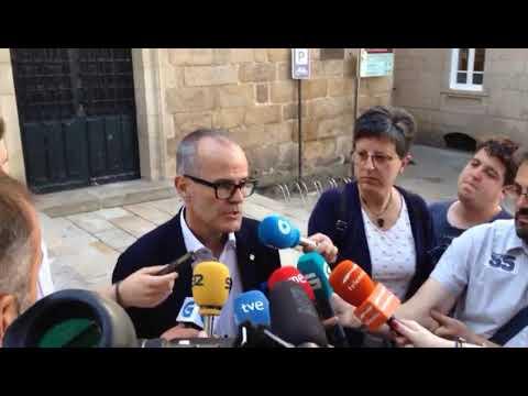 Jesús Vázquez informa de las novedades acerca del Museo Arqueolóxico