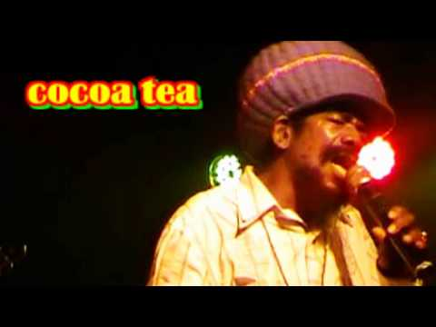 luciano  and cocoa tea live @