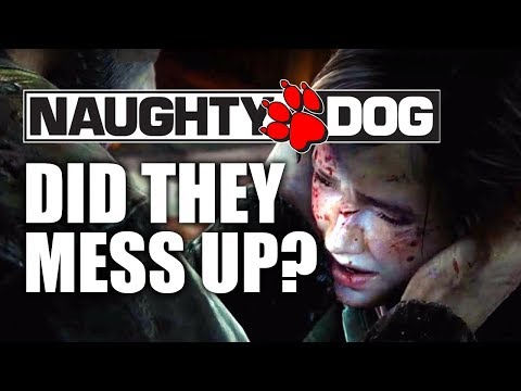 Developer Says He Was Sexually Harassed At Naughty Dog. Here's Their Reply.