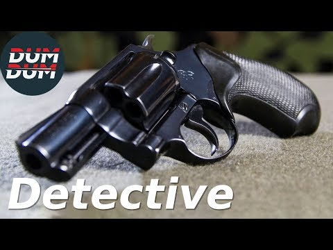 Colt Detective Special, opis revolvera
