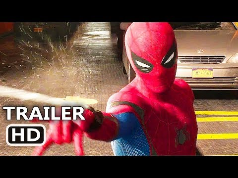SPІDЕR-MАN HOMECOMІNG International Trailer # 3 (2017) Marvel Movie HD