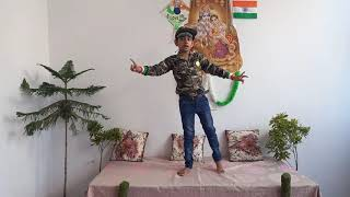 Independence day special song Teri Mitti me mil java by a little 7 year old boy