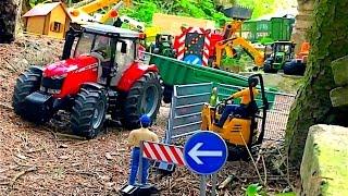 Traktor rc