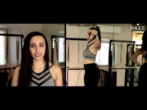 Actress Sonakshi Sinha's Pilates Workout Routine | Fitness Tips