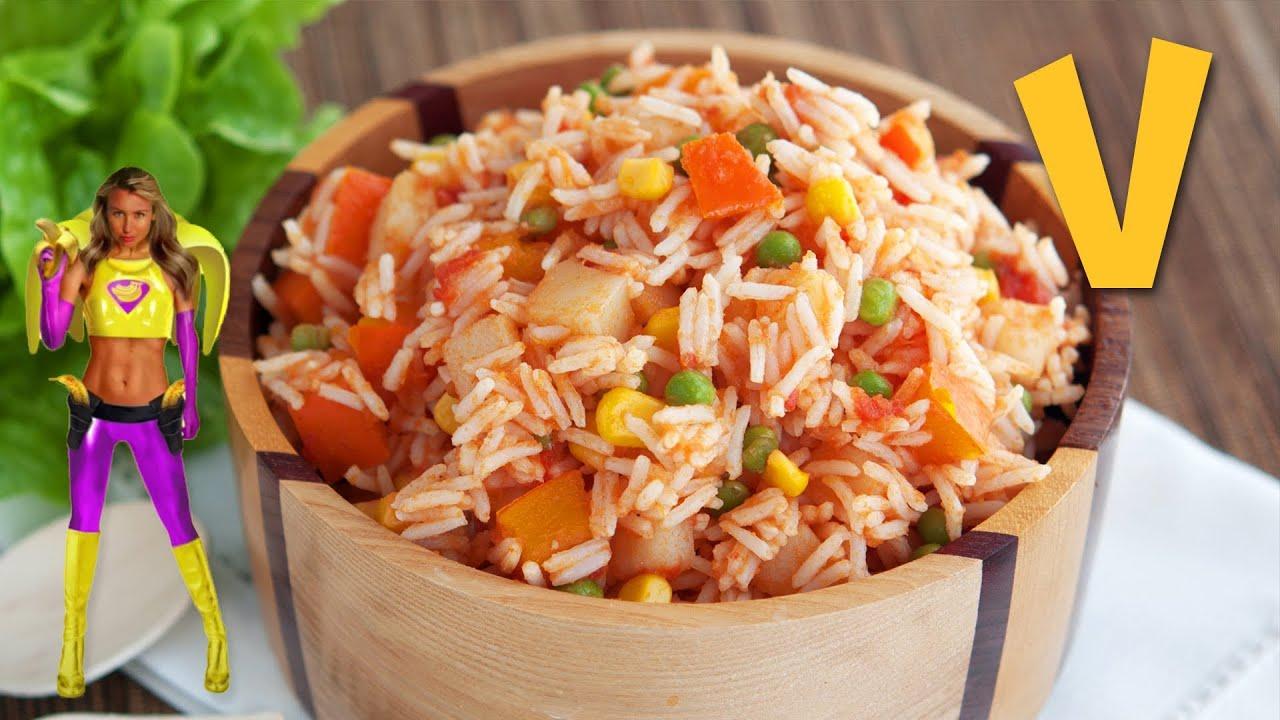 Freelee's Potato Rice Curry Recipe YUMMMMMMY
