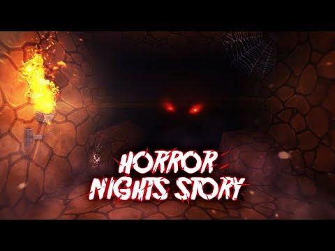 ЗАСТРЯЛ В ШАХТЕ С МОНСТРАМИ! Кубический ФНАФ Прохождение хоррор игры Horror Nights Story