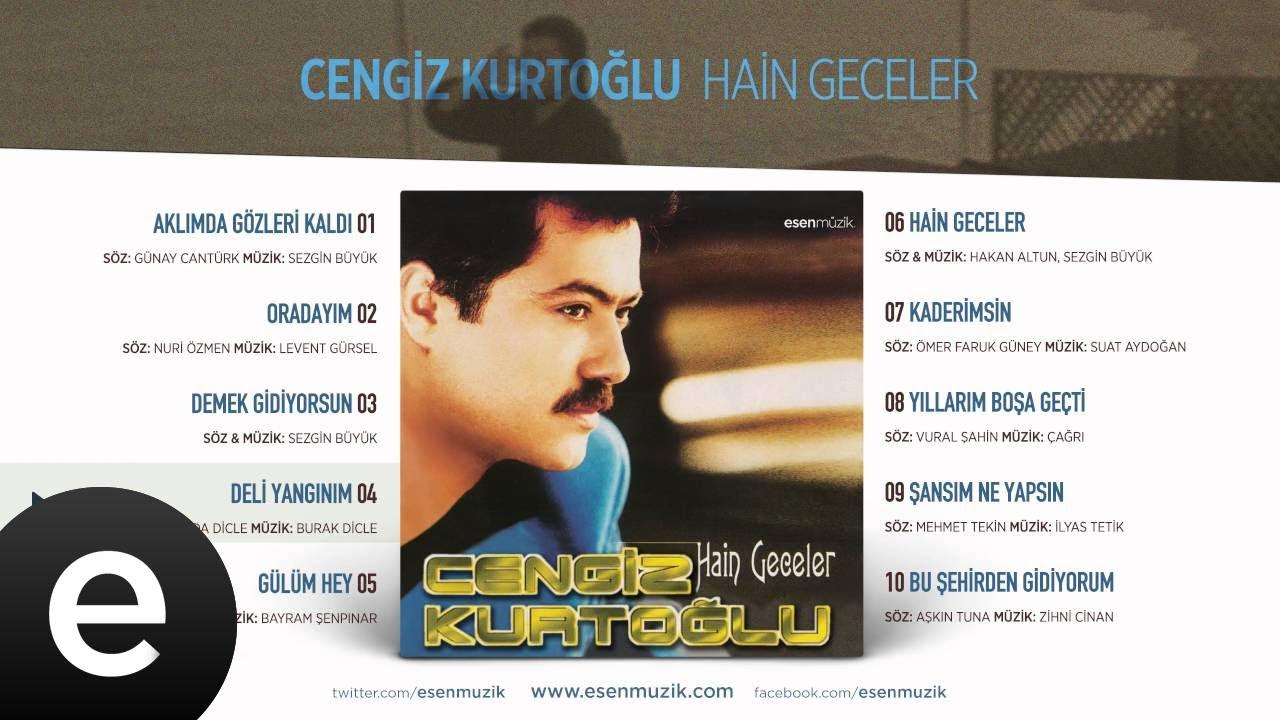 Yalancı Bahar (Cengiz Kurtoğlu) Official Music Video #yalancıbahar #cengizkurtoğlu - Esen Müzik