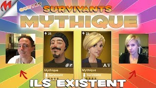 [FORTNITE-SAUVER THE WORLD] OBTAIN THE MYTHICAL SURVIVANTS, KAROLINA AND JOEL (DETAILS)