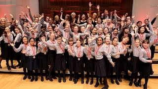 Gdst young choir of the year 2017 (full show)