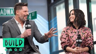 "Demi Lovato And Joe Manganiello On ""Smurfs: The Lost Village"""