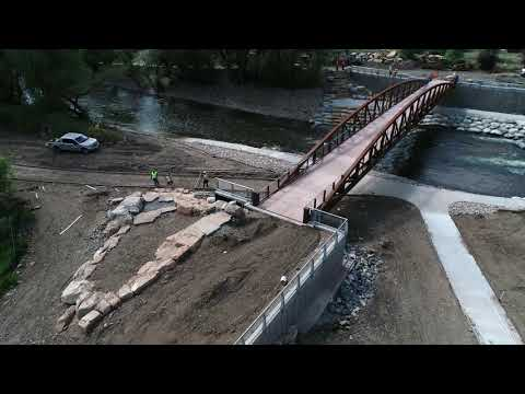 view Poudre River Whitewater Park - The Journey video