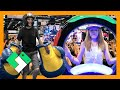 FUN AND GAMES IN THE EXPO HALL (Day 1547)