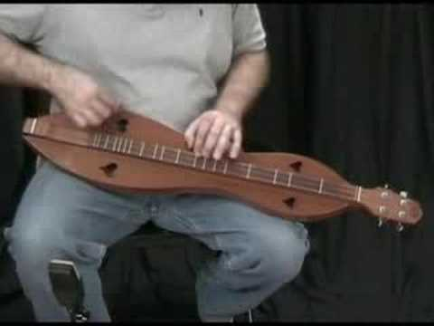 Mountain Dulcimer Angel Band Played By Stephen Seifert Youtube