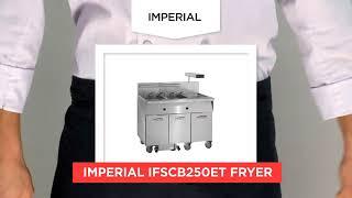 Imperial IFSCB250ET Fryer