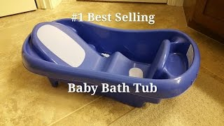 #1 Best Selling Baby Bath Tub on Amazon for Preemie, Newborn, & Infant