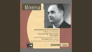 """La Traviata - Giuseppe Verdi: Act II, """"Di Madride noi siam mattadori"""" (Gastone, Mattadori)"""