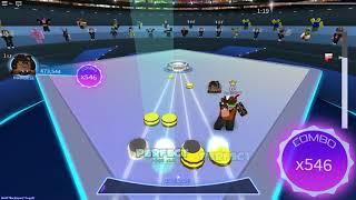 [Roblox] Robeats Second MIL! FC Hamster dance (Hard) +FingerTaps