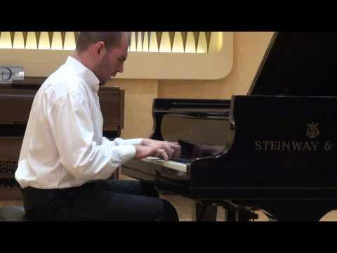 Andrei Korobeinikov. A. Scriabin. Etudes Op.2, Op.8 1-2, 10-12