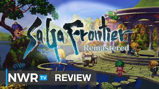 SaGa Frontier Remastered (Nintendo Switch) Review (Video Game Video Review)