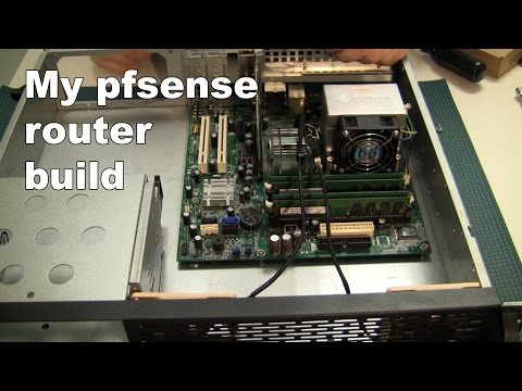 pfSense - Router   Hardwarebeispiel und Installation   FunnyDog TV