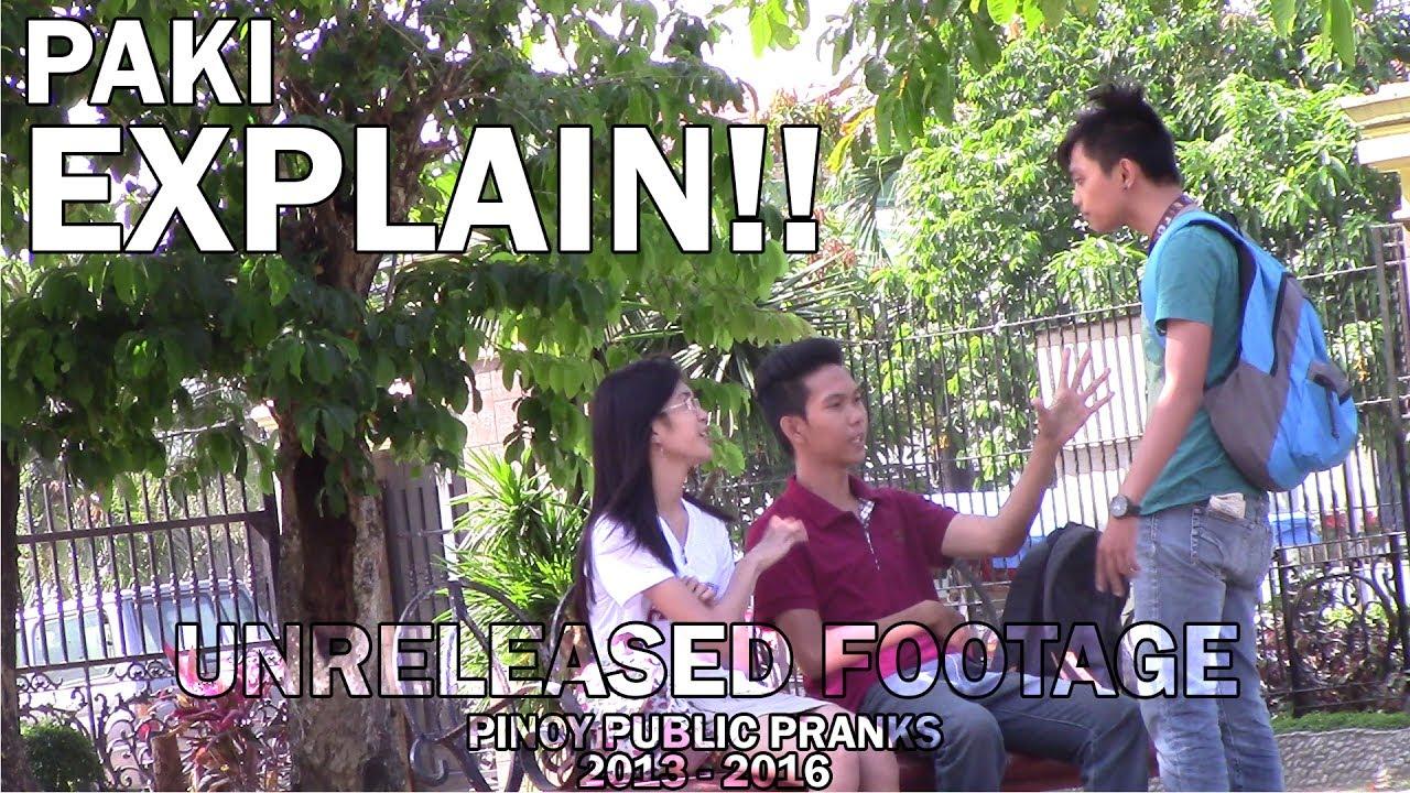 GIRLFRIEND KO YAN UNRELEASED PRANK EXTRA- Pinoy Public Pranks