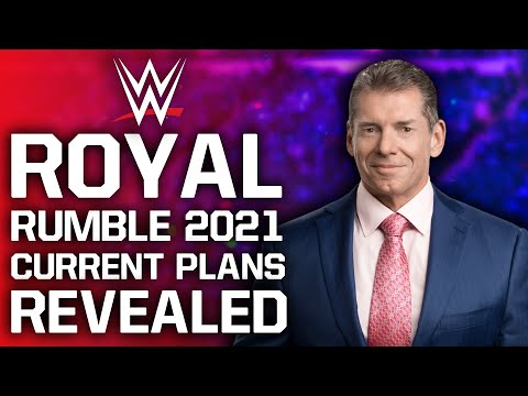 WWE Royal Rumble 2021 Current Plans Revealed | WWE Superstar Injury 'Worse' Than Assumed