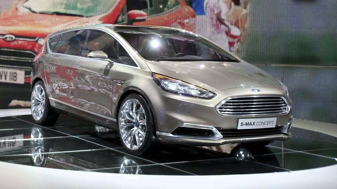 ford smax vignale youtube. Black Bedroom Furniture Sets. Home Design Ideas