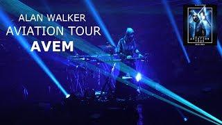 Download Alan Walker Aviation Tour AVEM - Oslo