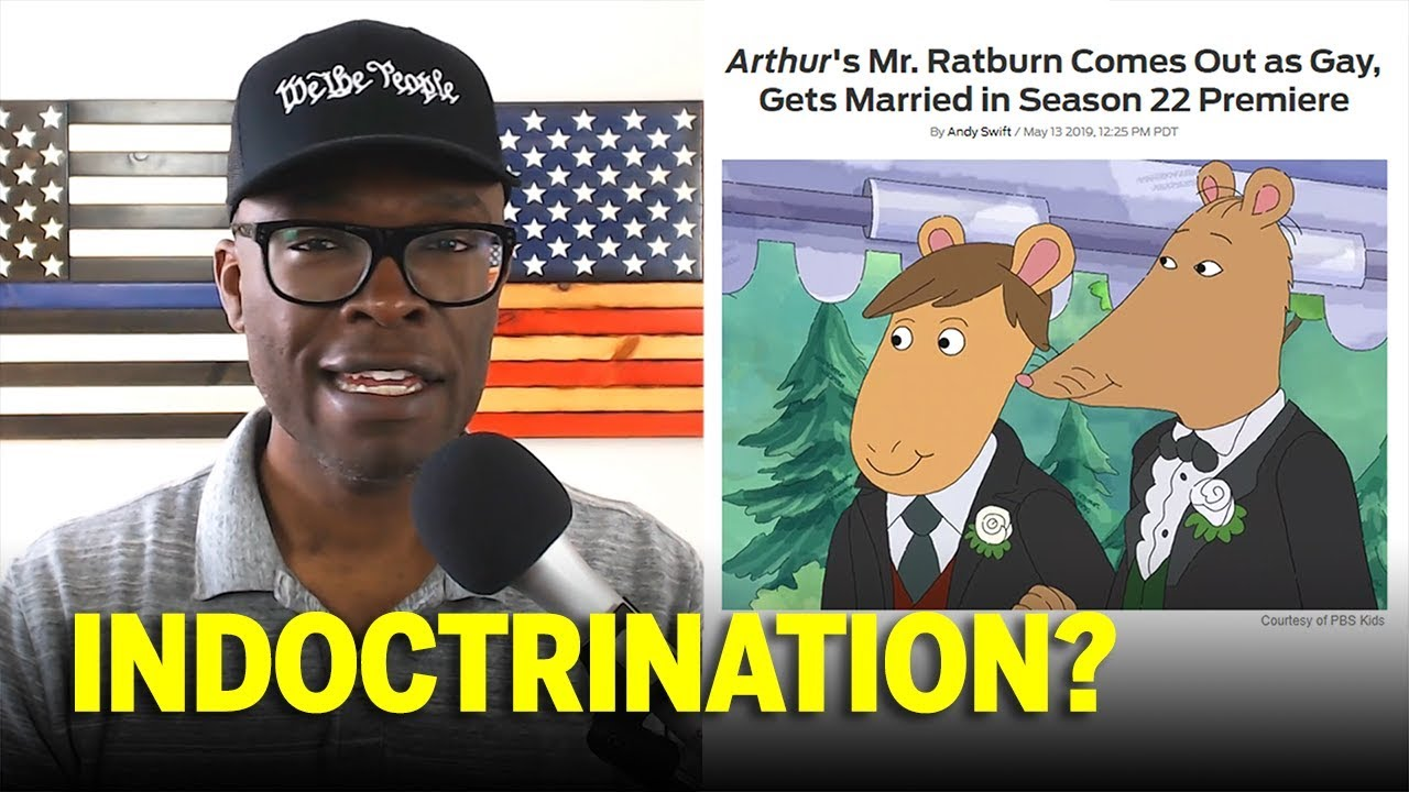 'Arthur' character Mr. Ratburn comes out as gay, gets married in season premiere