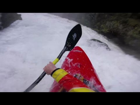 Video: Little White Salmon at record flows
