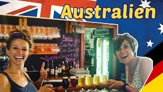 Unsere Reise durch Australien - Video 8: Wein, Wurst, Käse und BIER!