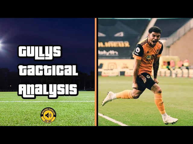 Wolves 2-1 Brighton & Hove Albion | Gully's Tactical Analysis