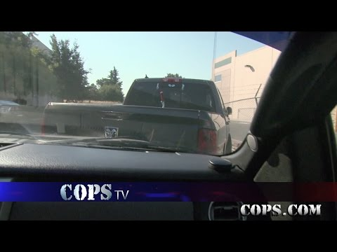 Dodge Rammed, Detective Thomas Lynn, COPS TV SHOW
