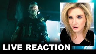 Deadpool Meet Cable Trailer REACTION