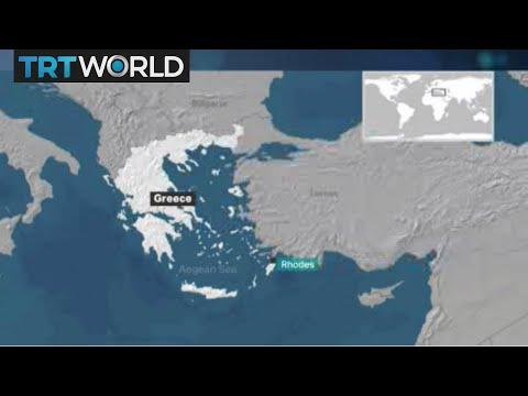 Breaking News: Greek coast guard opens fire on Turkish cargo ship