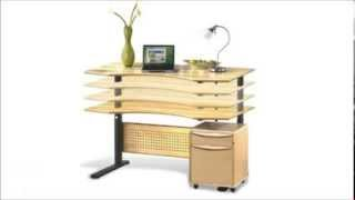 Ergonomic Desks I Adjustable Height Desk I Electric Stand Up Desk I Standing Desk Nashville