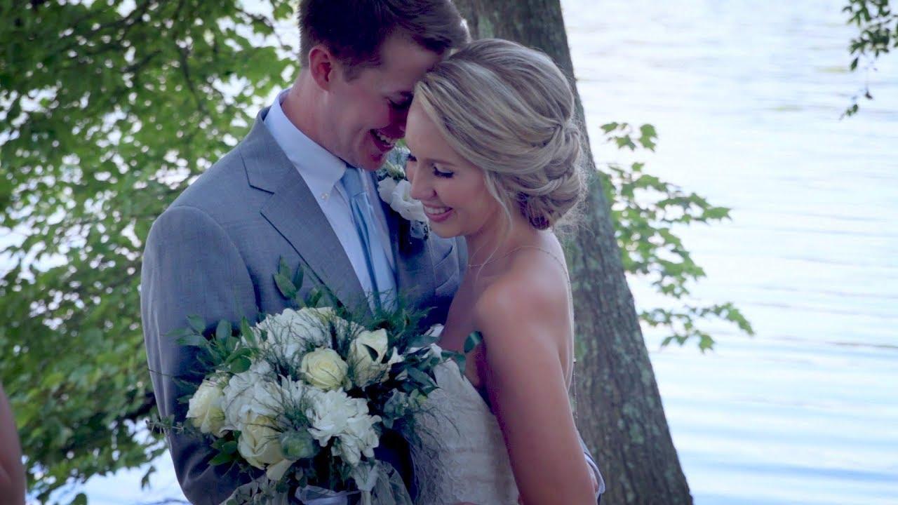 Hallie and Clay Wedding Highlights