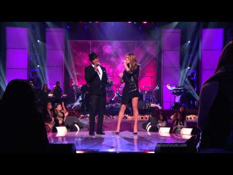 Celine Dion & Ne-Yo - Incredible (A Home For The Holidays 2013) HD 1080p