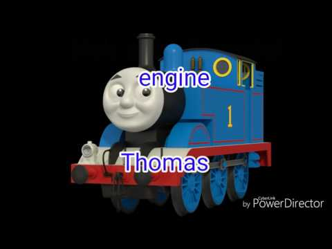 He's a really useful engine song - A Lyric video by Thomas and the magic railroad