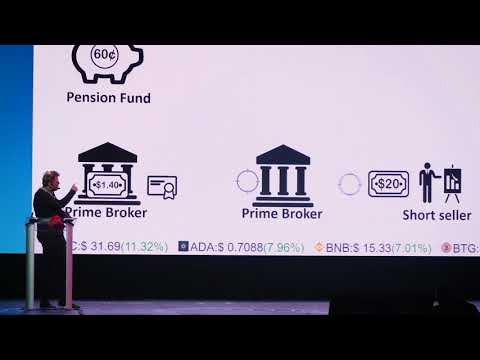 Dr. Patrick Byrne - tØ - The North American Bitcoin Conference 2018