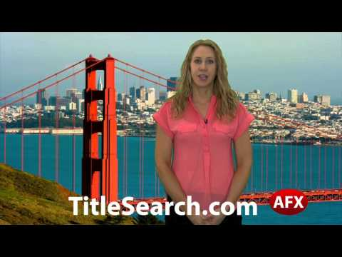 Property title records in Los Angeles County California | AFX