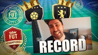 RECORD EN FUT CHAMPIONS! LO CONSEGUÍ!