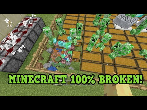 Break Minecraft ENTIRELY
