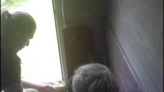 Fenster Einputzen