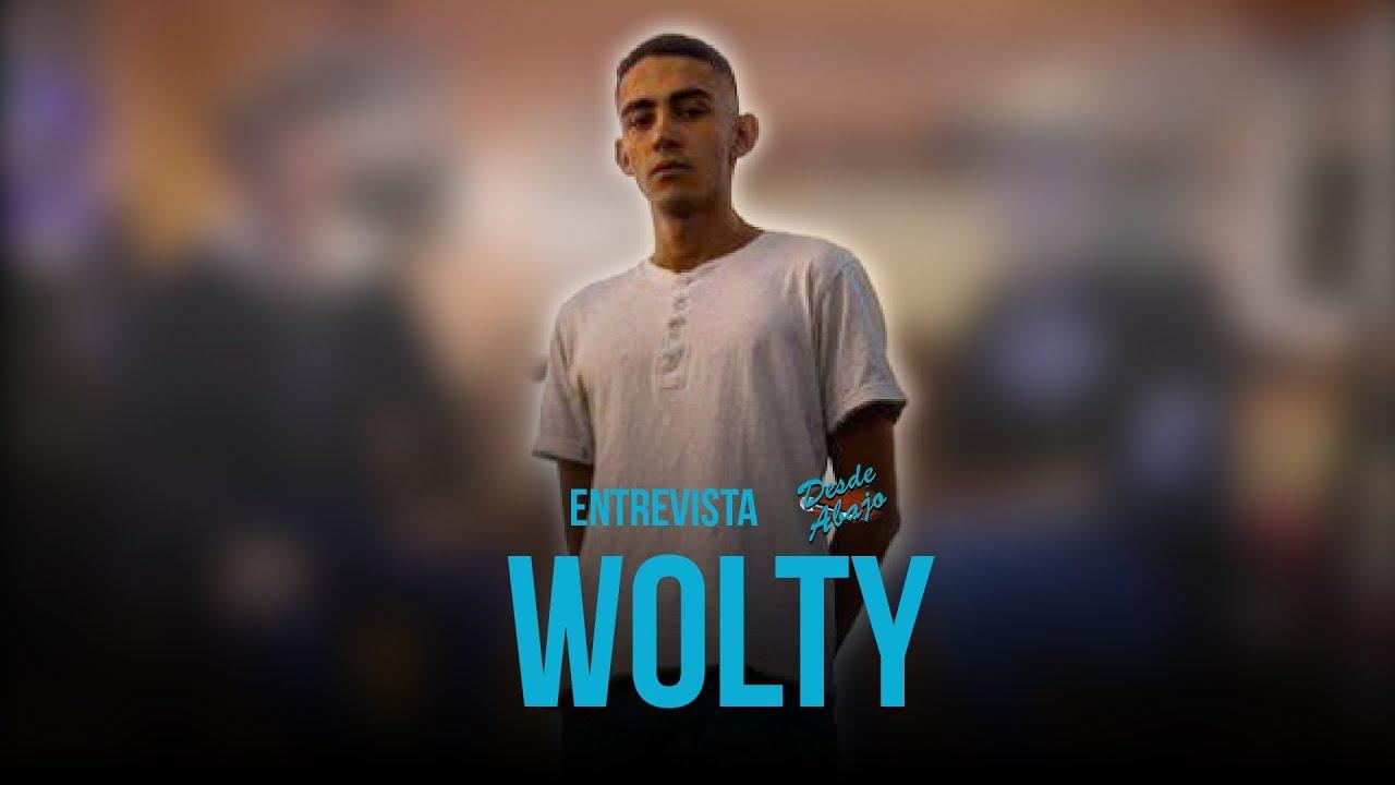 Entrevista WOLTY ¿Por qué canciones con tantas tecnicas