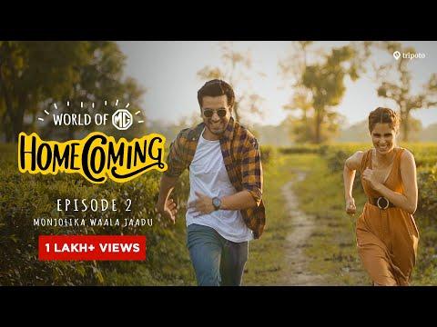 World Of MG: Homecoming | S02E02 | Monjolika Waala Jaadu | Ft. Aisha Ahmed & Ayush Mehra