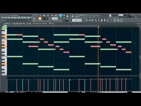 I feel it coming - The Weeknd ft. Daft Punk (FL Studio channel review)