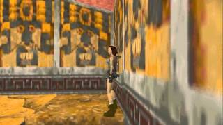 Tomb Raider 1   Tomb Of Qualopec Level 4 Secrets