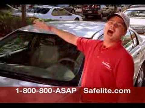 Safelite AutoGlass® Jingle Video 2008